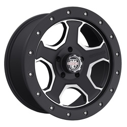 Centerline Wheels 836MB RT-3 - Machined Satin Black