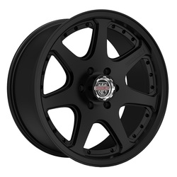Centerline Wheels 837SB RT-4 - Satin Black