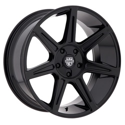 Centerline Wheels 841B ST4 Rev 7 - Gloss Black