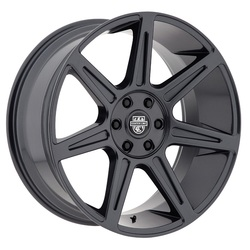 Centerline Wheels 841GM ST4 Rev 7 - Gloss Gunmetal
