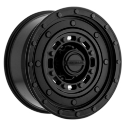 Centerline Wheels 843B Patton - Satin Black