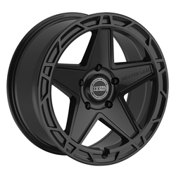 Centerline Wheels 844SB Hammer - Satin Black