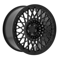 Centerline Wheels F42SB LP03 - Black