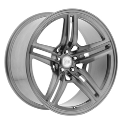 Centerline Wheels F43HB LP04 - Brushed with Dark Tint Clear Coat
