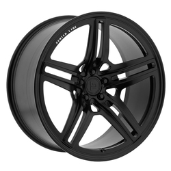 Centerline Wheels F43SB LP04 - Black