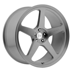 Centerline Wheels F44HB LP05 - Brushed with Dark Tint Clear Coat