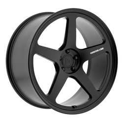 Centerline Wheels F44SB LP05 - Black