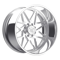 Centerline Wheels F81P - Polished Rim