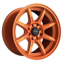 Drifz Wheels 308OR Spec-R - Gloss Orange