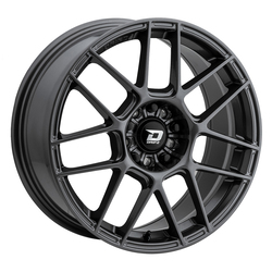 Drifz Wheels 313G - Graphite Rim - 17x8