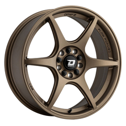 Drifz Wheels 314BZ - Satin Bronze Rim - 17x8