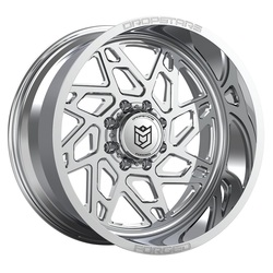 Dropstars Wheels F60 P1 Forged - Full Polished - 22x14