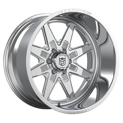 Dropstars Wheels F61 P1 Forged - Full Polished Rim