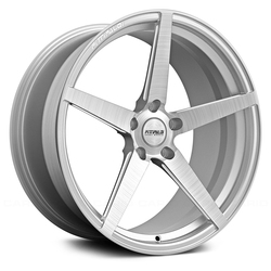 Fittipaldi Wheels FSF02 CB - Brushed with Gloss Clear-Coat Rim