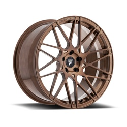 Fittipaldi Wheels FSF03 BZ - Brushed with Gloss Bronze Tint