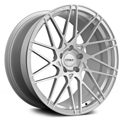 Fittipaldi Wheels FSF03 CB - Brushed with Gloss Clear-Coat Rim