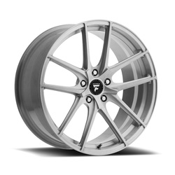 Fittipaldi Wheels FSF04 CB - Brushed with Gloss Clear-Coat Rim