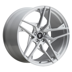 Fittipaldi Wheels FSF25 U - Brushed Without Clear Coat Rim - 21x12