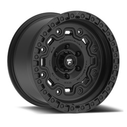 Fittipaldi Wheels FTC16 - Satin Black Rim