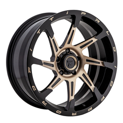 Fittipaldi Offroad Wheels FTF06 X Trail - Bronze Tint Rim
