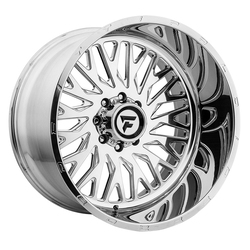 Fittipaldi Offroad Wheels FTF07 Alpha - Polished Rim