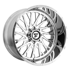 Fittipaldi Offroad Wheels FTF08 Alpha - Polished Rim