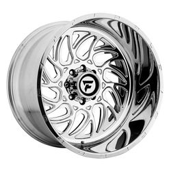 Fittipaldi Offroad Wheels FTF09 Alpha - Polished Rim
