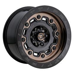 Fittipaldi Offroad Wheels FTF16 Terra - Bronze Tint Rim