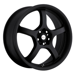Focal Wheels 166 FO5 - Black - 17x7.5