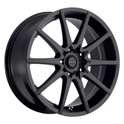 Focal Wheels 428 F04 - Satin Black Rim - 15x6.5