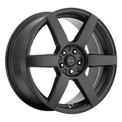 Focal Wheels 444 F-06 - Satin Black & Satin Clear Coat