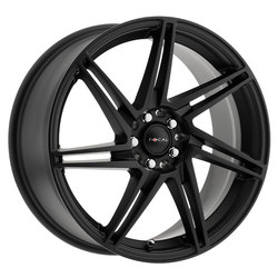 Focal Wheels 449 F-14 - Satin Black w/Satin Clear Coat Rim