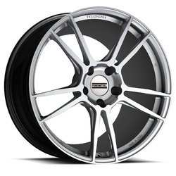 Fondmetal Wheels 186S 9Forged - Silver - 20x11