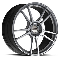 Fondmetal Wheels 186H 9Forged - Anthracite - 21x10