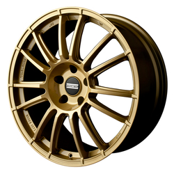 Fondmetal Wheels 183G 9RR - Gold