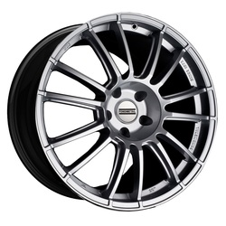 Fondmetal Wheels 183S 9RR - Gloss Silver
