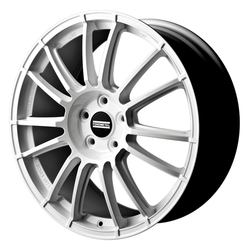 Fondmetal Wheels 183W 9RR - White Rim
