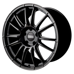 Fondmetal Wheels 183BM 9RR - Gloss Black Milled
