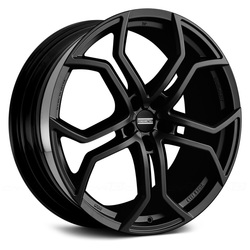 Fondmetal Wheels 185B 9XR - Matte Black