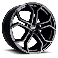 Fondmetal Wheels 185H 9XR - Titanium