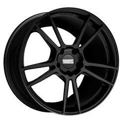 Fondmetal Wheels 186B 9Forged - Black - 21x10