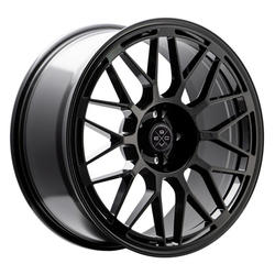 Fondmetal Wheels 197B 9EVO - Gloss Black Rim - 19x9