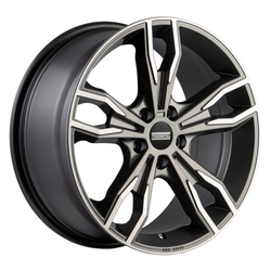Fondmetal Wheels 193MT Alke - Matte Titanium Machined Rim - 19x9