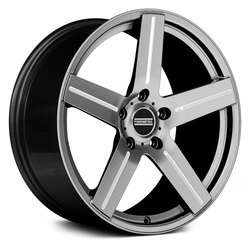 Fondmetal Wheels 187HM STC-1C - Titanium Milled - 22x11