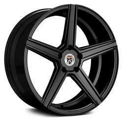 Fondmetal Wheels 189B KV1 - Matte Black