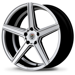 Fondmetal Wheels 189S KV1 - Silver