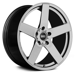 Fondmetal Wheels 188S STC-2C - Silver - 22x11