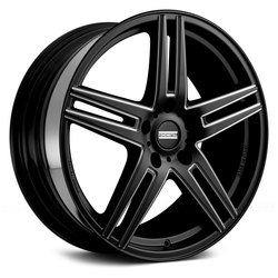 Fondmetal Wheels 180BM STC-05 - Gloss Black Milled