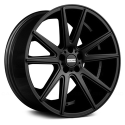 Fondmetal Wheels 182B STC-10 - Matte Black - 19x8
