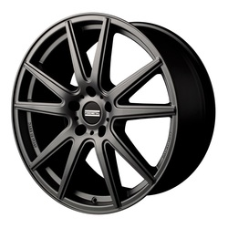 Fondmetal Wheels 182H STC-10 - Titanium - 22x11